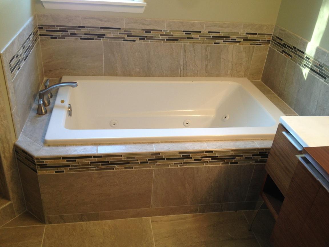 Mahaffey Builders Gallery - Bathroom remodel panama city fl